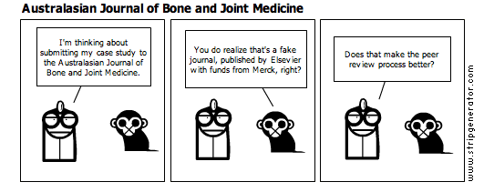 australasian journal of bone and joint medicine