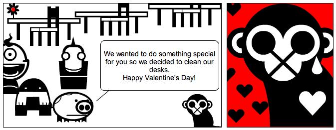 Valentine's Day dream 2011