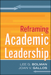 Reframing Academic Leadership book cover